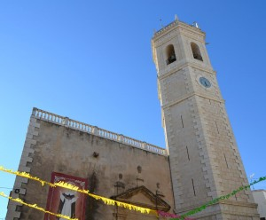 Iglesia de Teulada