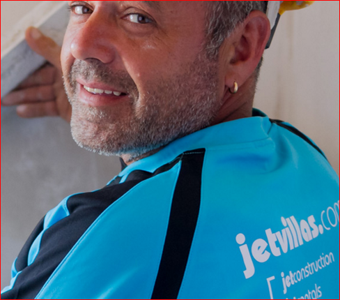 jetvillas construction